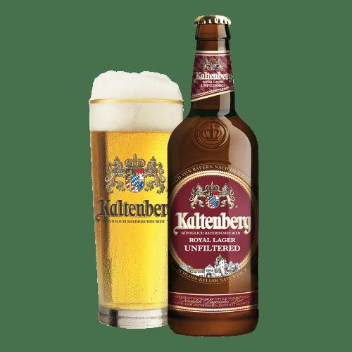 Kaltenberg Royal Lager unfiltered